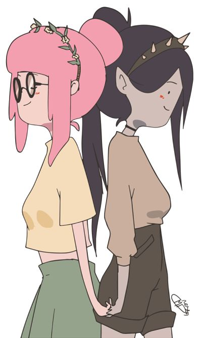 "neskamd: "" Hoooly shit long time no posting. Here, take Bubbline for now, panbrocakes :'> """