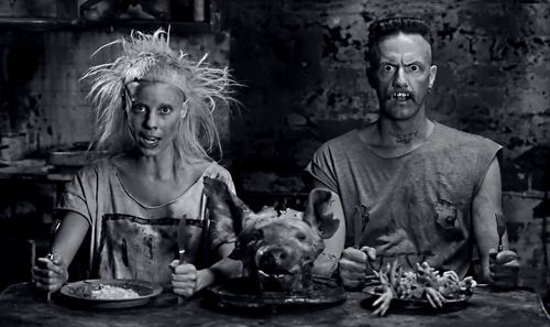 1000 images about die antwoord on pinterest cara for Die antwoord fish paste
