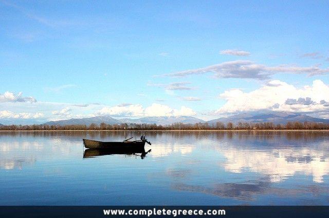 Lake Kerkini - Kerkini - Serres - #Greece