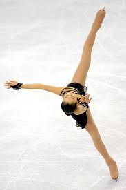figure skating spirals.Love watching ice skating.Please check out my website thanks. www.photopix.co.nz