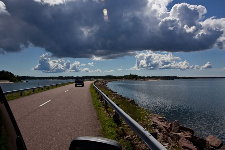 Vårdö, Åland