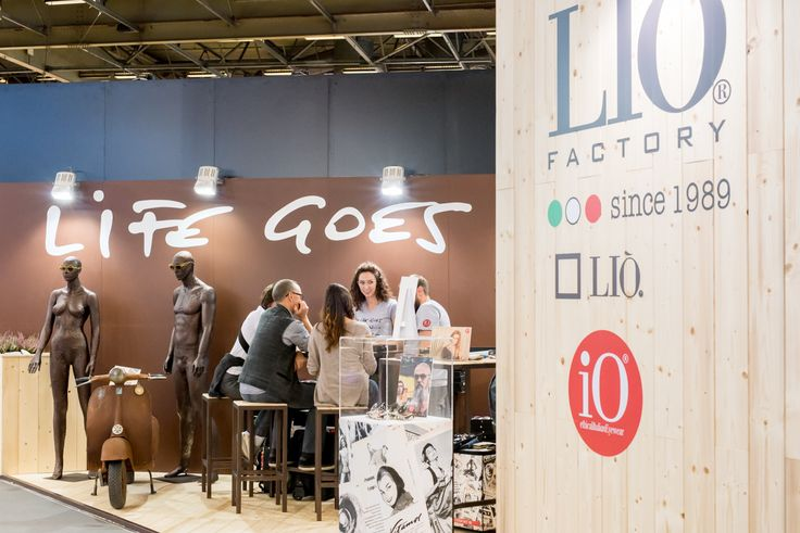 Our stand at @silmoparis 2015 #liocchiali #italianeywear #ioethicalitalianeyewear #sunglasses #handmadeinitaly