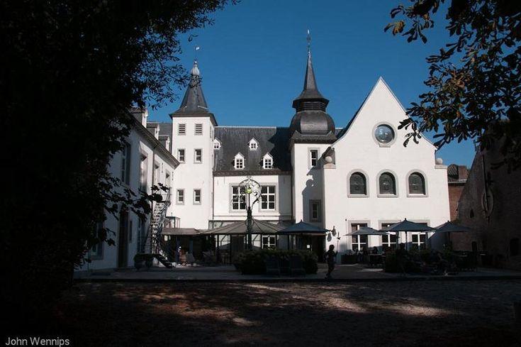 Kasteel Doenrade te Oirsbeek / Limburg Nederland