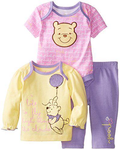 Disney Baby Baby-Girls Pooh 3 Piece Pant Set, Multi, 3/6 Months Disney http://www.amazon.com/dp/B00KRECD7W/ref=cm_sw_r_pi_dp_0ANeub0RF7RN8