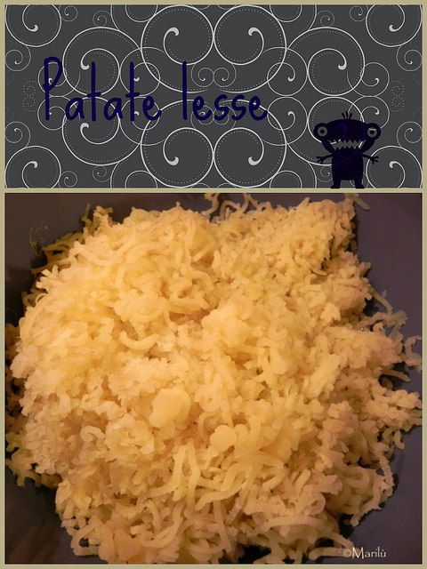 Patate _lesse