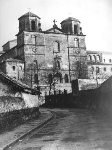 Iglesia de El Karmelo y Convento