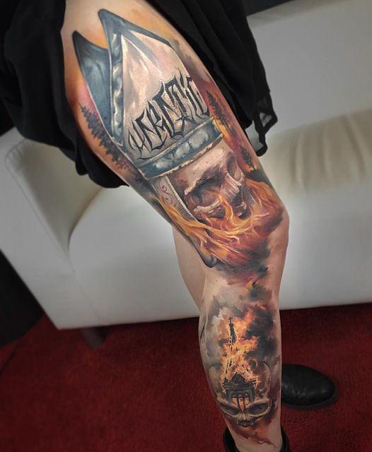 Best 25+ Church Tattoo Ideas On Pinterest