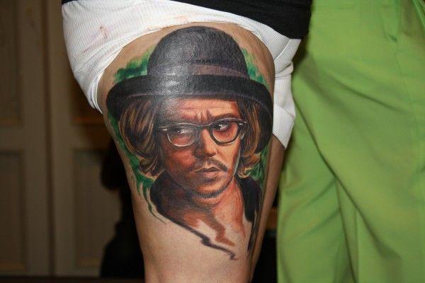 Tatuagens com Johnny Depp 02