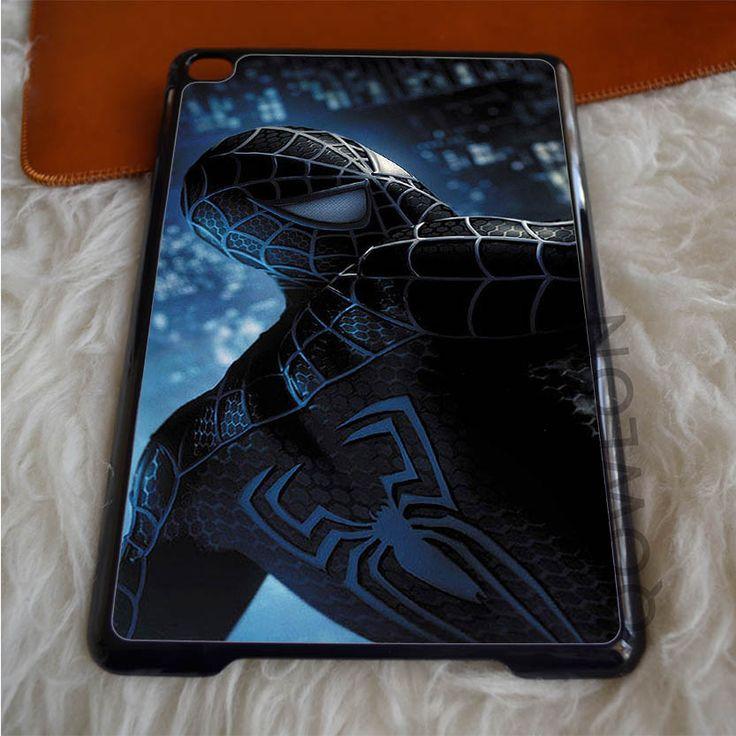BLACK SPIDER-MAN MOTIF iPad Mini Case