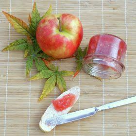 Experimente aus meiner Küche: Bratapfelmarmelade