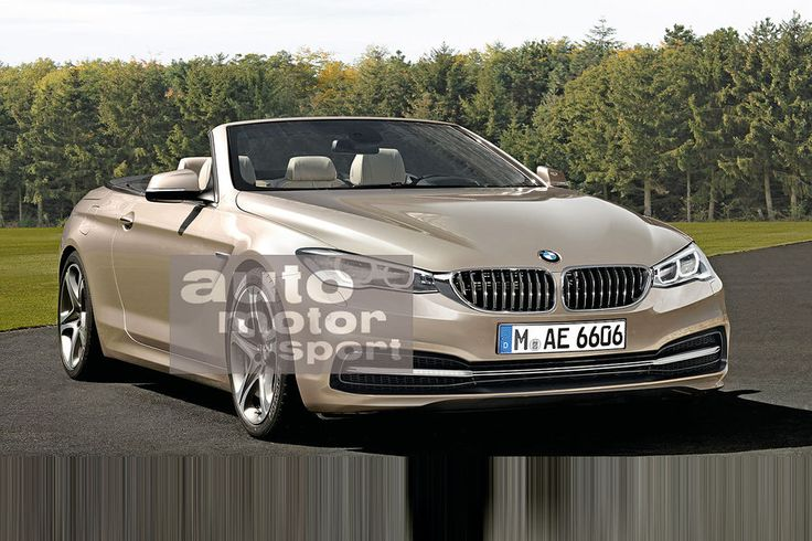 bmw 6er cabrio next gen render car renders pinterest bmw. Black Bedroom Furniture Sets. Home Design Ideas