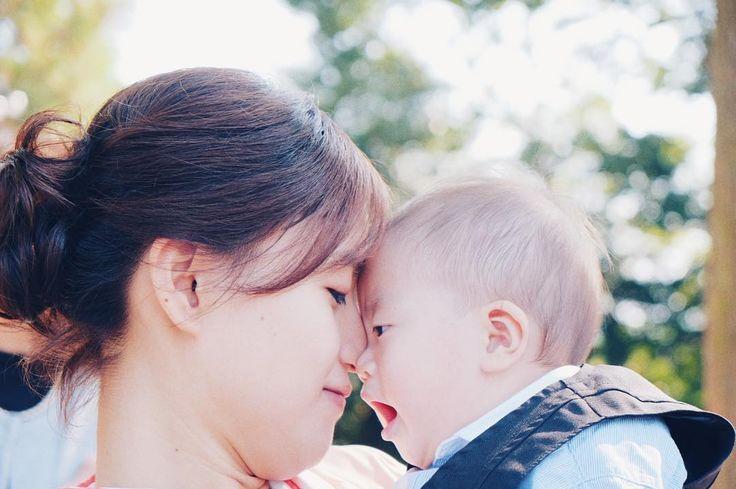 . . 親子っていいものだ . . .  #親子 #family #mama #baby #次男 #親戚 #いとこ #七五三 #753 #健軍神社 #熊本 #kumamoto #御船写真部 #kumamoto_instagramers  #icu_japan#lovers_nippon#bestjapanpics#instajapan #写真好きな人と繋がりたい #ファインダー越しの私の世界 #instagramjapan#wu_japan #igers#instagram#IGersJP#RECO_ig#igreja#igersjp#team_jp_ #ig_japan_