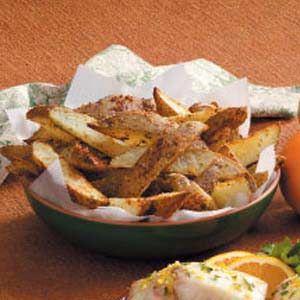 Potato wedges, Parmesan potato wedges and Lakes on Pinterest