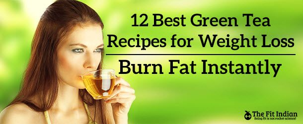 Green tea is great for #WeightLoss but do you know which one is right for you? #TheFitIndian