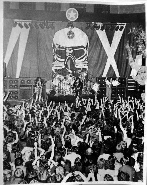Black Sabbath live in NYC 1978 – Never Say Die tour