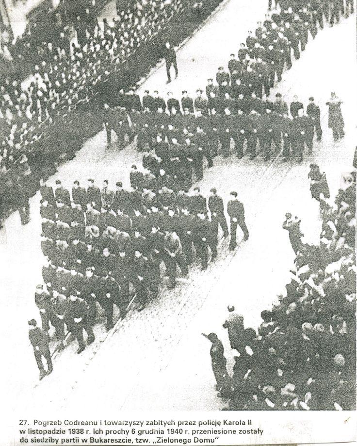 #Miscarea Legionara #codreanu #romania #nationalism #iron guard #st michael