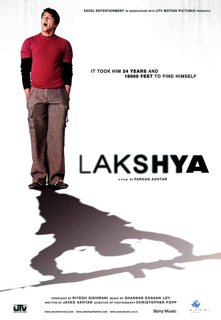 #GABAMBO. Licensed Poster from the movie Lakshya (2004). Product designed by GABAMBO ™ #Bollywood #Poster  Available at www.gabambo.com