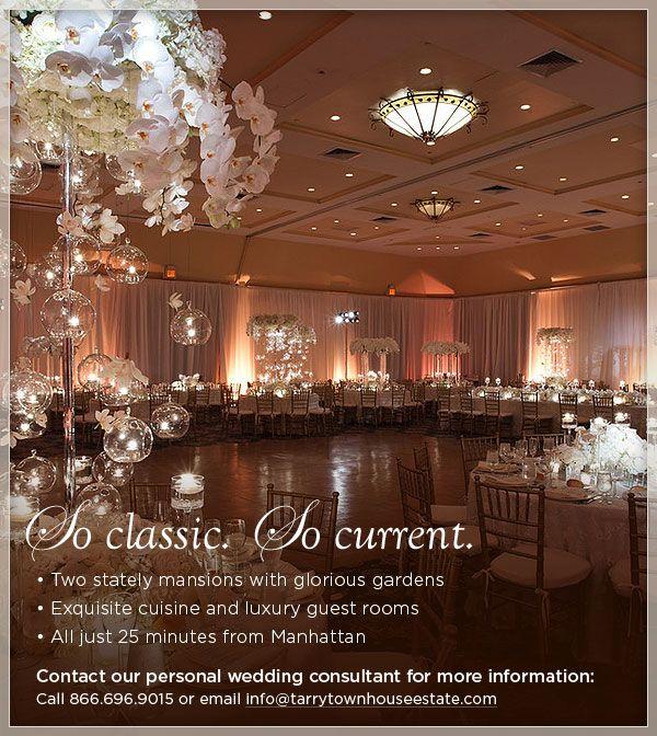 Outdoor Wedding Venues Nj: Mansion Wedding Venues Westchester NY