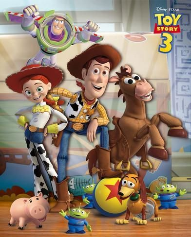 Toy Story 3-Gang Poster at AllPosters.com