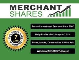 Online Investment In The World Market Minimum Investment Only $10 Daily Profit Of 0.25% To 2.25% Total Profit Up 150% Instant Withdrawal, Minimum $1 Company Business Verified 7 Days Money Back Guarantee >> Take Action Now, +Info And Sign Up Free Here: https://www.merchantshares.com/r-marketingcontentnet #merchantshares #business #OnlineBusiness #investment #OnlineInvestment #forex #stocks #MakeMoney #OnlineIncome
