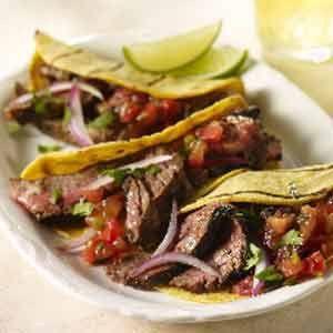 Grilled Steak Street Tacos Recipe : Target Recipes
