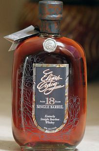 Elijah Craig 18-Year-Old Single Barrel Bourbon with grilled chicken | 12 Whiskey And Food Pairings You Need To Know About
