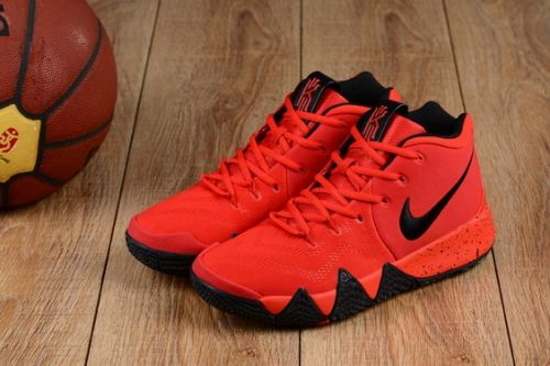 3e0f88439762 How To Buy Nike Kyrie 4 University Red Black-Team Red - Mysecretshoes