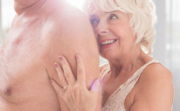 Talking about the benefits of sex and intimacy as we age #sexualhealth