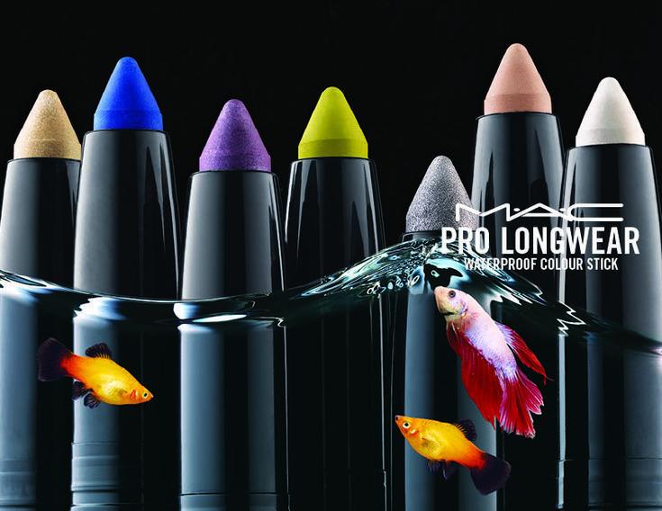 waterproof makeup for swimming!