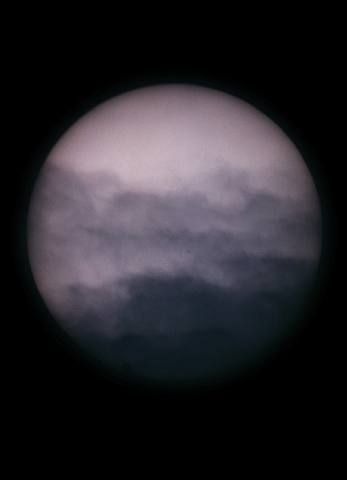 Wolfgang Tillmans, Venus, Passage, 2004
