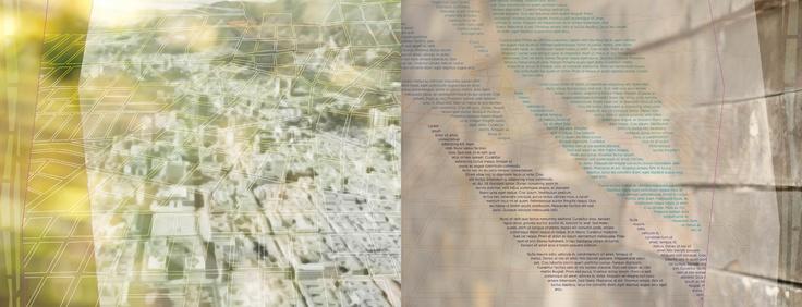 process of making:  GABRIEL CURE LEMAITRE  LA ARQUITECTURA DEL DETALLE  CONCEPT[O]: MONIKA BRAVO  TWO LEAVES EDITIONS 2012