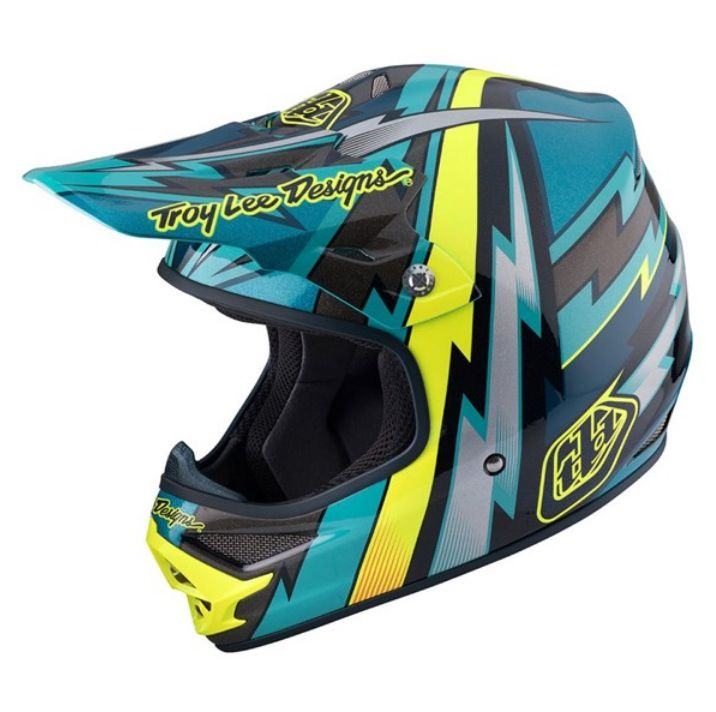 Casque Troy Lee Designs Air Beams en carbone de composite 359.99$  | Troy Lee Designs Beams Helmet