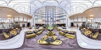 Jumeirah Emirates Towers, Sheikh Zayed Road, Dubai. #jumeirah #emirates #sheikhzayedroad #dubai #uae #hotel #property #palmstar https://www.palmstar.co.uk/