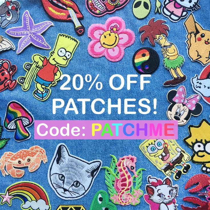 Patches win matches  20% OFF limited time! Code: PATCHME  www.tibbsandbones.com