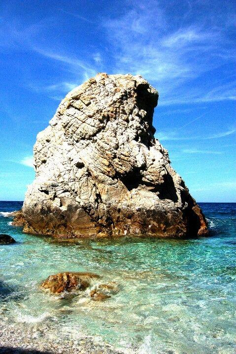 Sansone, Isola d' elba, Italy