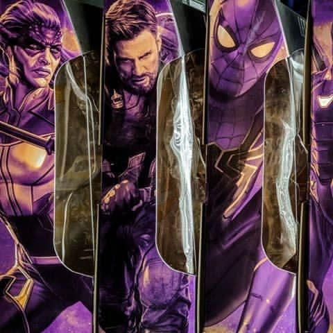 New Infinity War Promo art with a new look at Proxima Midnight and Nomad