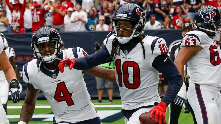 Best could be yet to come for QB's 'best friend' DeAndre Hopkins