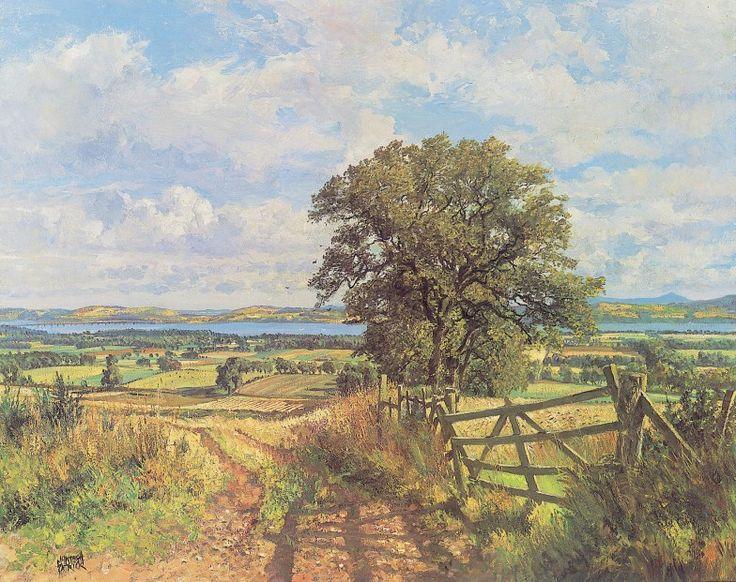 James McIntosh Patrick Carse Farmlands | Scottish Contemporary Art