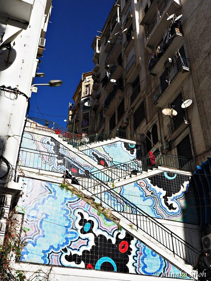 Algiers, Algeria. February 2016, Olympus OM-D E-M1 アルジェリア共和国 アルジェ市 2016年2月撮影、Olympus OM-DE-M1