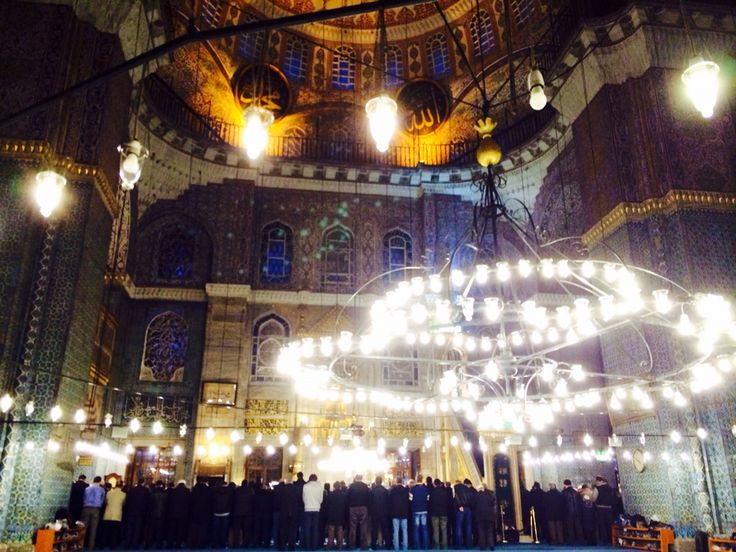 #turkey #istanbul #muslimprayer