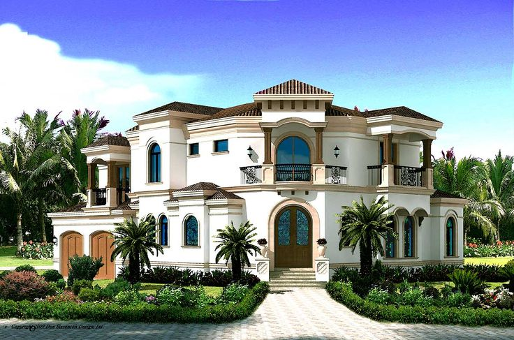 54 best 3000 4000 sq foot plans images on pinterest for 3000 sq ft mediterranean house plans