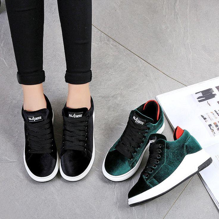 2017 новая мода 35 39 Бесплатная доставка весна женская обувь дышащий высота увеличение женщины квартиры высокого качества купить на AliExpress