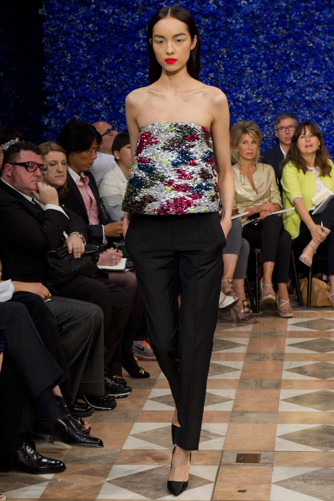 FALL 2012 COUTURE  Christian Dior