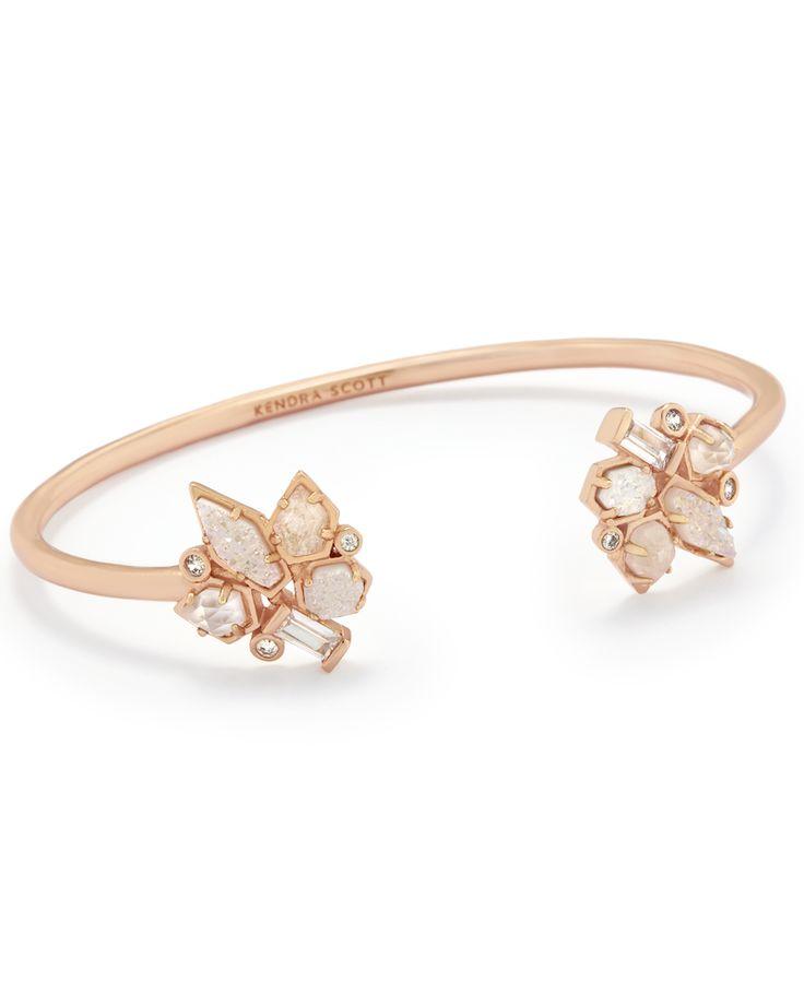 Garter Girl Loves: This Rose Gold Cuff Bracelet