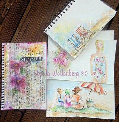 Summer Memories - Ursula Wollenberg