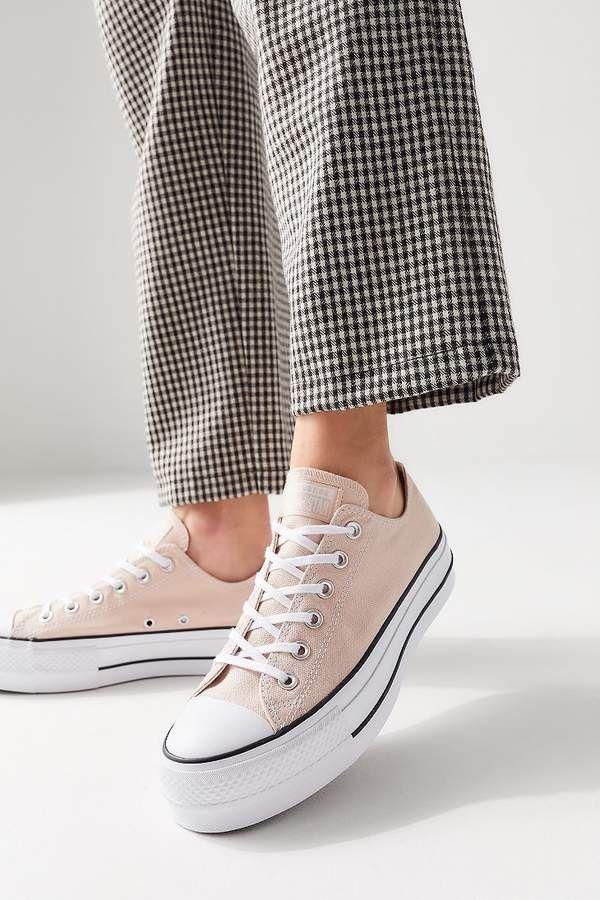 Converse Chuck Taylor All Star Platform Low Top Sneaker | Chuck ...