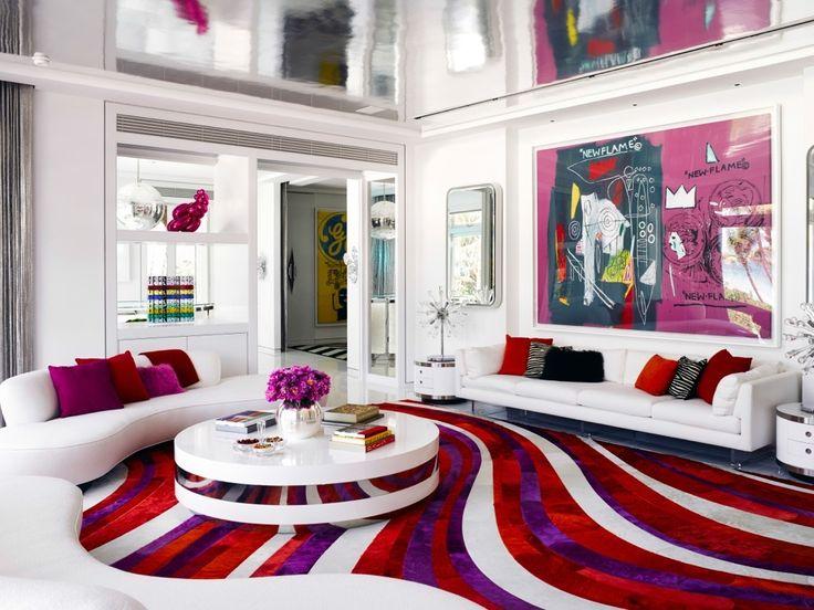 #Basquiat #Reflection · Miami HomesTommy HilfigerHome Design MayHousingArchitecture