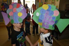 Fish hats, fish hats, roly poly fish hats – Laura Tanguturi