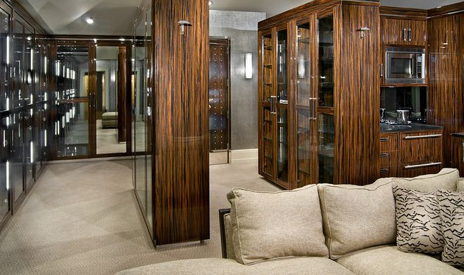 Today In Ostentatious Opulence: Closets That Are Larger, More Expensive  Than Some Condos | Condos, Custom Closets And Dressing Room