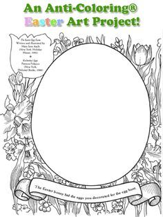 11 best Anti-coloriage images on Pinterest | Crayon art, Coloring ...